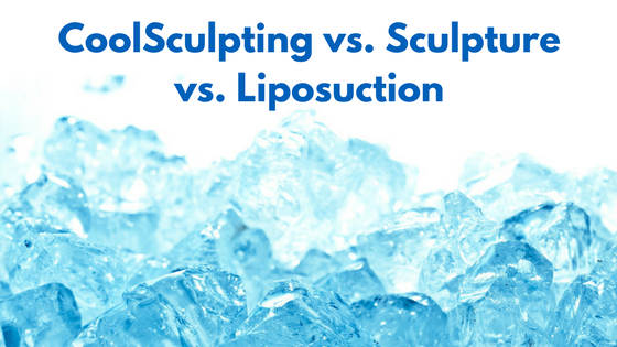 CoolSculpting vs. Sculpture