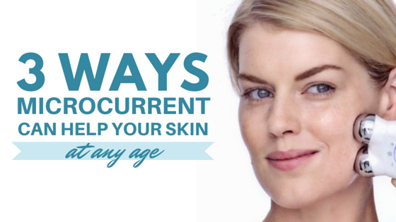 Microcurrent and your skin, Downtown Denver Skincare
