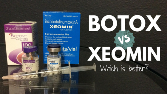 Botox vs. Xeomin, which is better?