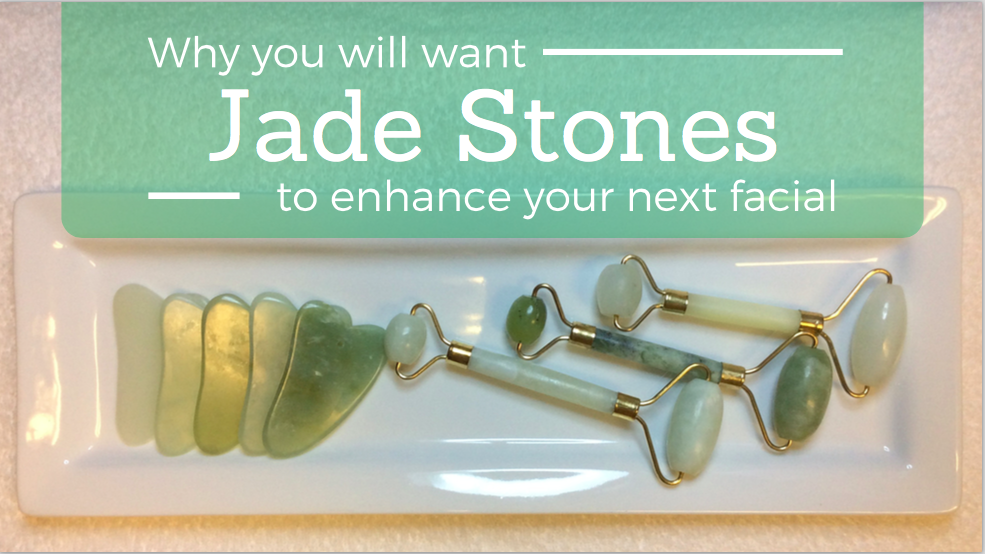 Jade Stones for your facial