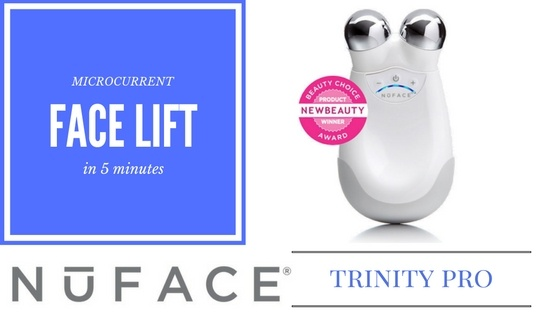 microcurrent face lift
