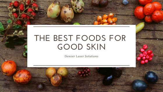best foods for good skin